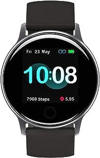 Smartwatch Men's Watch, UMIDIGI Uwatch 2S Smart Watch Fitness Tracker Men Women Waterproof 5ATM Heart Rate Monitor Pedomet...