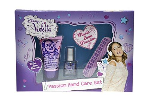 Disney Violetta Handpflege Set, 1 Stück