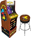 Arcade1Up Pac-Man 40th Edition Home Arcade Machine, 10 Games In 1, 29