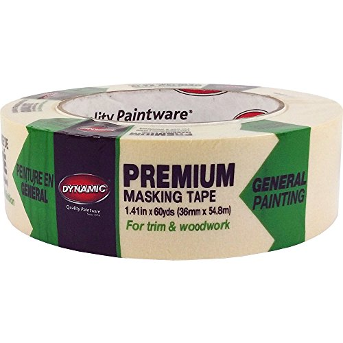 Dynamic 263236 Not Applicable 99827 1.5 inch Premium Masking Tape