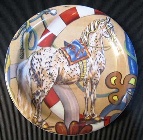Bopla! Alberto Porzellan Nostalgie Unterteller Kaffee/Mini Teller 16 cm Coffee Saucer/Mini Plate 6 1/4 in. Soucoupe à café/Assiette Mini 16 cm Sottotazza da caffè/Piatto Mini 16 cm