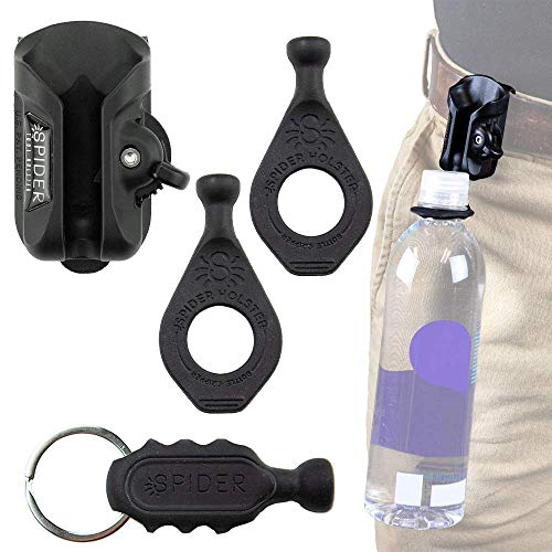 Spider Lifestyle Kit - Conveniently Carry Your Water Bottle and Keys on The go!