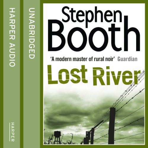 Lost River audiobook cover art