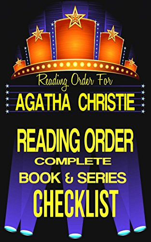 AGATHA CHRISTIE: SERIES READING ORDER & BOOK CHECKLIST: SERIES LISTING INCLUDES: HERCULE POIROT, MISS MARPLE, TOMMY & TUPPENCE, SUPERINTENDENT BATTLE & ... & Checklists Series 10) (English Edition)