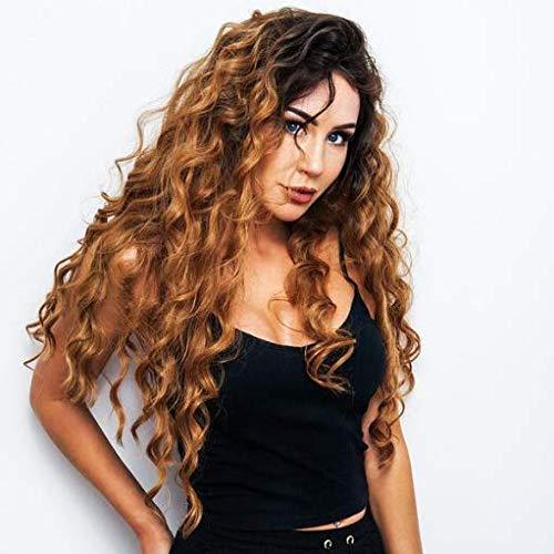 comprar pelucas mujer onduladas rizadas