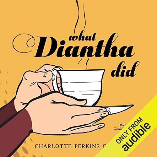 What Diantha Did cover art