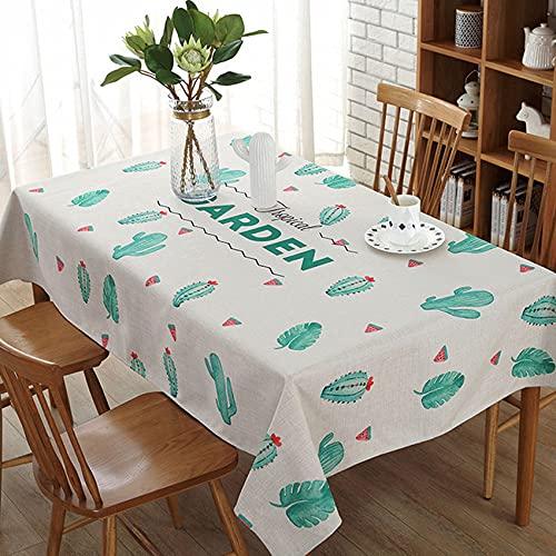 XXDD Mantel de árbol Simple Cubierta de Mesa Rectangular decoración del hogar Mantel de café Banquete Muebles Cubierta de Fondo A3 140x180cm