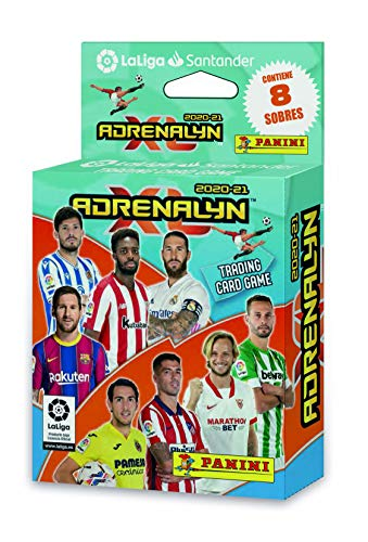 Adrenalyn 2020/2021-Ecoblister (Panini España 1)