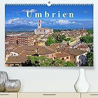 Umbrien (Premium, hochwertiger DIN A2 Wandkalender 2022, Kunstdruck in Hochglanz): Entdecken Sie Umbrien, das gruene Herz Italiens, mit seinen lieblichen Huegeln und historischen Staedten. (Monatskalender, 14 Seiten )