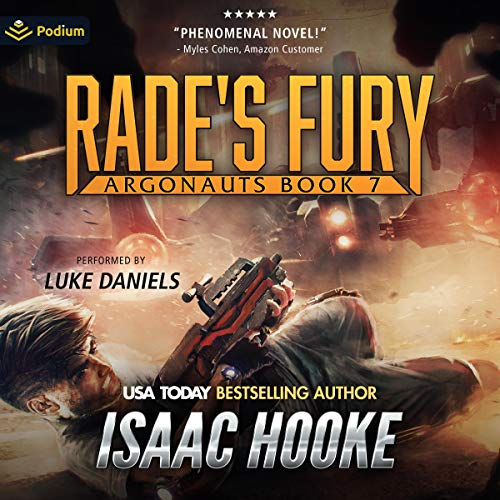 Rade's Fury cover art