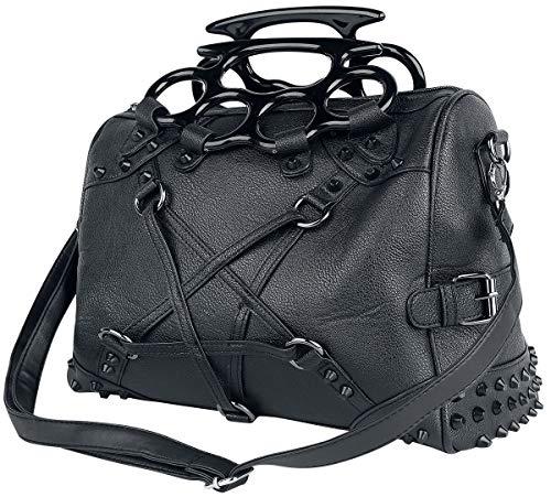 Vixxsin Pentacult Bag Handtasche schwarz