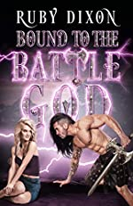 Bound to the Battle God: A Fantasy Romance (Aspect and Anchor Book 1)