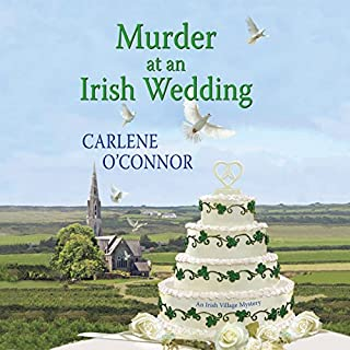Murder at an Irish Wedding cover art