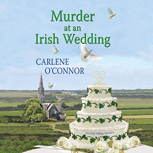 Murder at an Irish Wedding audiobook cover art