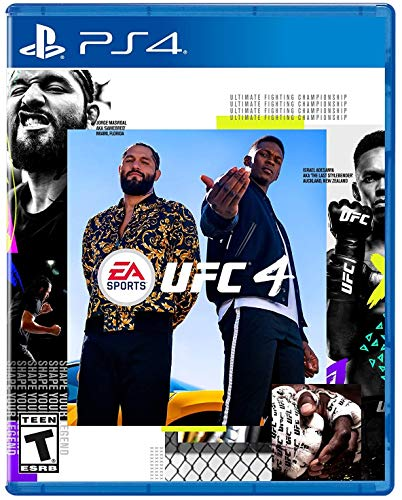 EA SPORTS UFC 4 - PlayStation 4