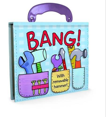 Bang! Board Book with Handle