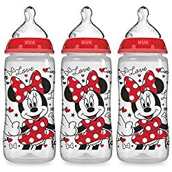 NUK 62048 Disney Baby Bottle with Perfect Fit Nipple