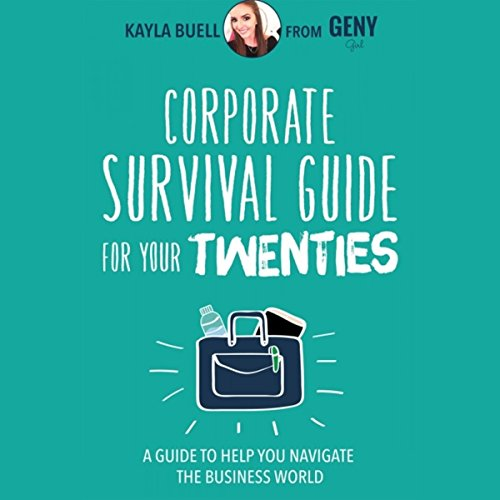 Corporate Survival Guide for Your Twenties audiobook cover art