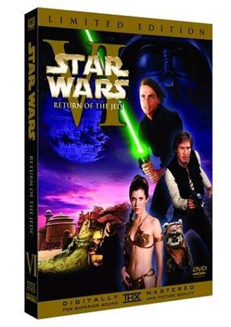Star Wars Episode Vi:Return of The Jedi (Limited Edition, Includes Theatrical Version) [UK Import]