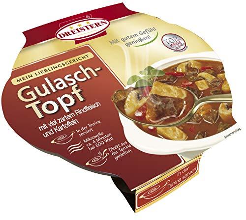 Dreistern Gulasch-Suppentopf mit Kartoffeln, 400 g