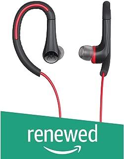 (Renewed) Motorola Sports Headphones (Red)