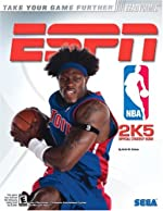 ESPN NBA 2K5 Official Strategy Guide de Keith Kolmos