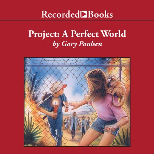 Project audiobook cover art