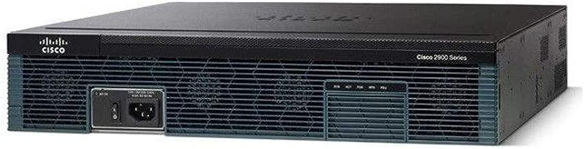 Cisco 2951 Integrated Services Router, CISCO2951-SEC/K9