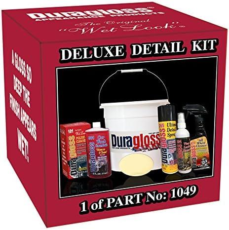 Award-winning store Save money Duragloss 1049 Car Care Kit