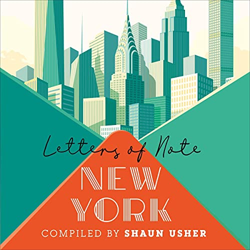 Letters of Note: New York cover art