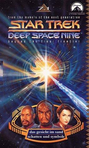 Star Trek - Deep Space Nine 7.01: Das Gesicht im Sand/Schatten und Symbole