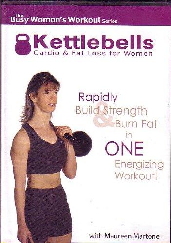 Kettlebells: Cardio & Fat Loss for Women