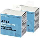 BONECO - A451 Anti-Mineral Pad for S200, S250, and S450 Steam Humidifiers (12 pack)