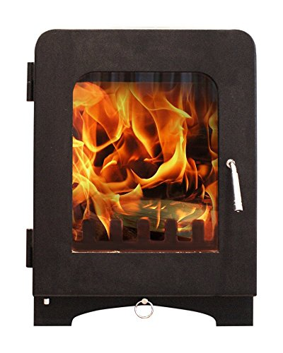 Saltfire ST2 Multifuel Woodburning Stove DEFRA Approved EcoDesign