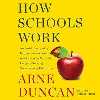 How Schools Work audiobook cover art