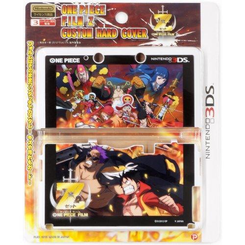 NINTENDO 3DS専用 ワンピース フィルムZ カスタムハードカバー A柄