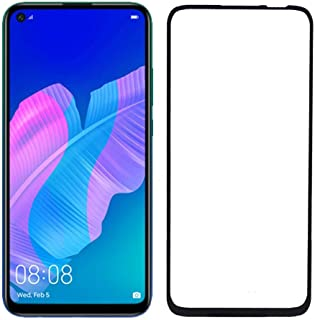 Huawei P40 Lite E Ekran Koruyucu 6D Tam Kaplama