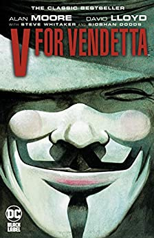 V for Vendetta (English Edition) par [Alan Moore, David Lloyd]
