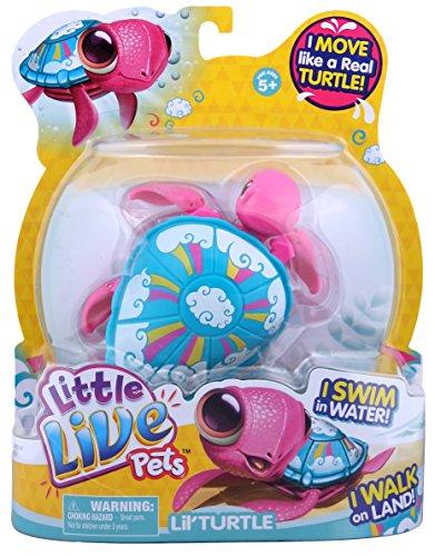 Little Live Pets Turtle - Sunshine