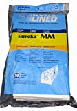 Eureka MM Micro-lined Mighty Mite & Sanitaire Allergen Filtration Vacuum Cleaner Bags (10)
