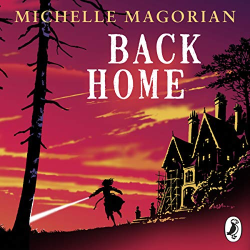 Back Home audiobook cover art