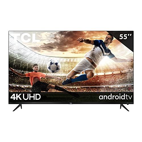 Pantalla TCL 55' 4K Smart TV LED A527 Android TV