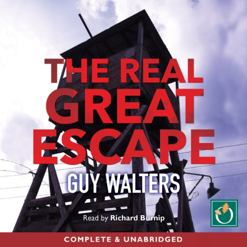The Real Great Escape                   By:                                                                                                                                 Guy Walters                               Narrated by:                                                                                                                                 Richard Burnip                      Length: 13 hrs and 17 mins     7 ratings     Overall 3.9