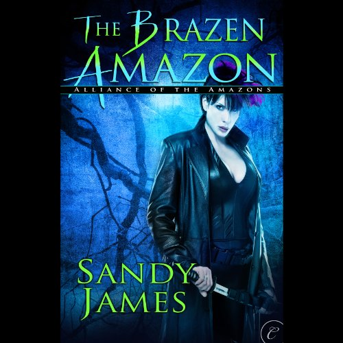 The Brazen Amazon audiobook cover art