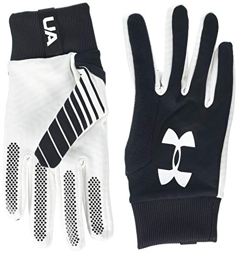 Under Armour Herren Field Player 2.0 Handschuhe, Schwarz, X-Large