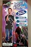 Kids Authority Toy Microphone and Amplifier with Built In Speaker - Adjustalbe Height - Unisex Toy by Generic