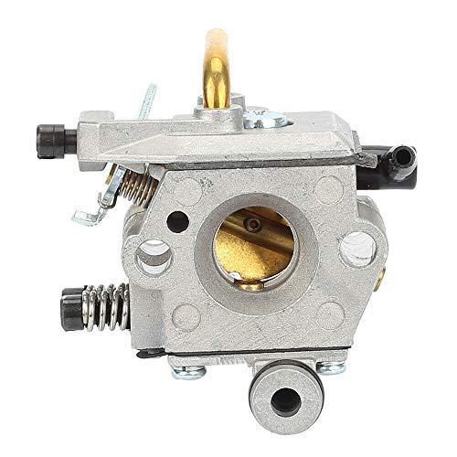 WANWU Carburador Carb Piezas de Repuesto para Motosierra Stihl 024 026 MS240 MS260 Sustituye a Zama Motosierra 1121-120-0610