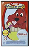 Hasbro Videonow Jr. Personal Video Disc 3-Pack: Clifford #4