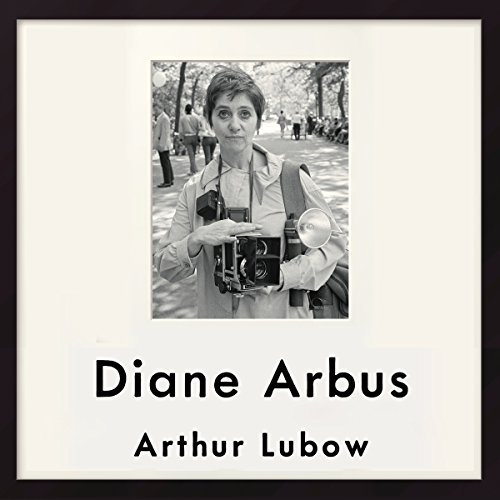Diane Arbus audiobook cover art