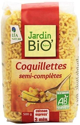 Jardin Bio Coquillettes Semi-Complètes Express' 3 Min 500 g - Lot de 6